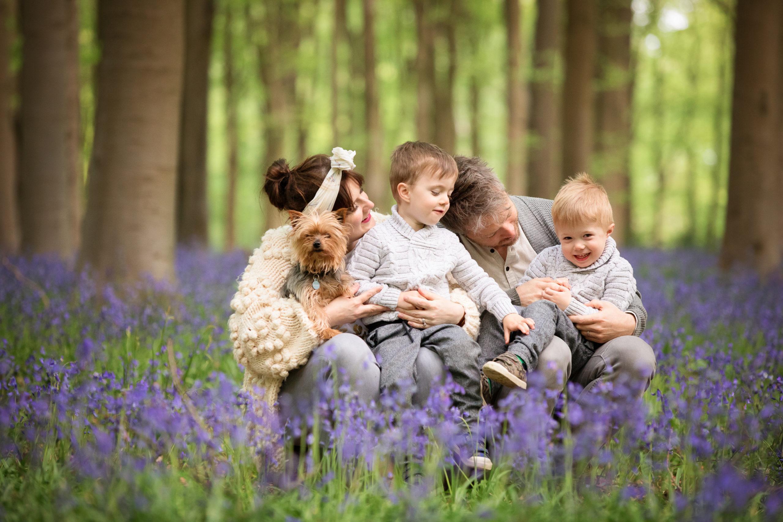 family photographer fleet, photographer fleet hampshire, bluebell photographer fleet hampshire, photographer hampshire, photographer surrey